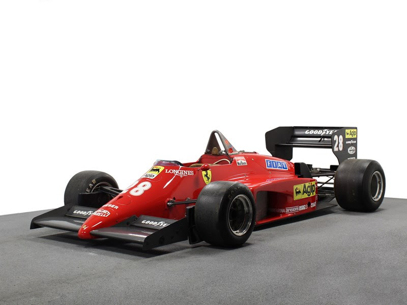 1985 Ferrari 15685 Formula 1 Car For Sale