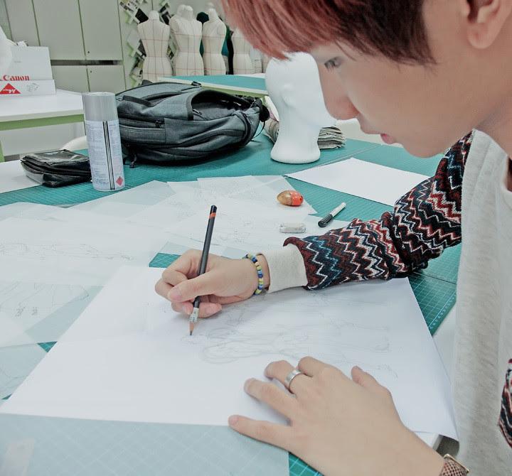 typicalben sketching