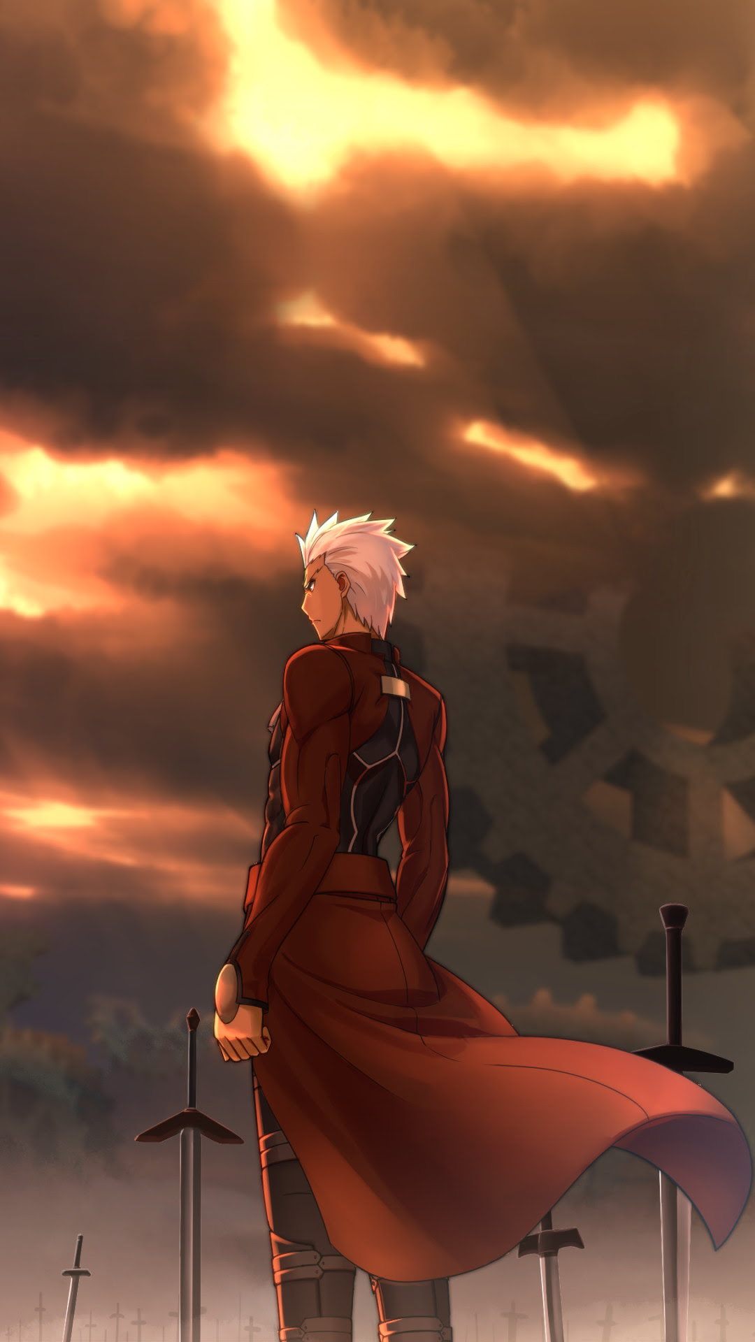 Fate Stay Night Iphone Wallpaper 56 Images