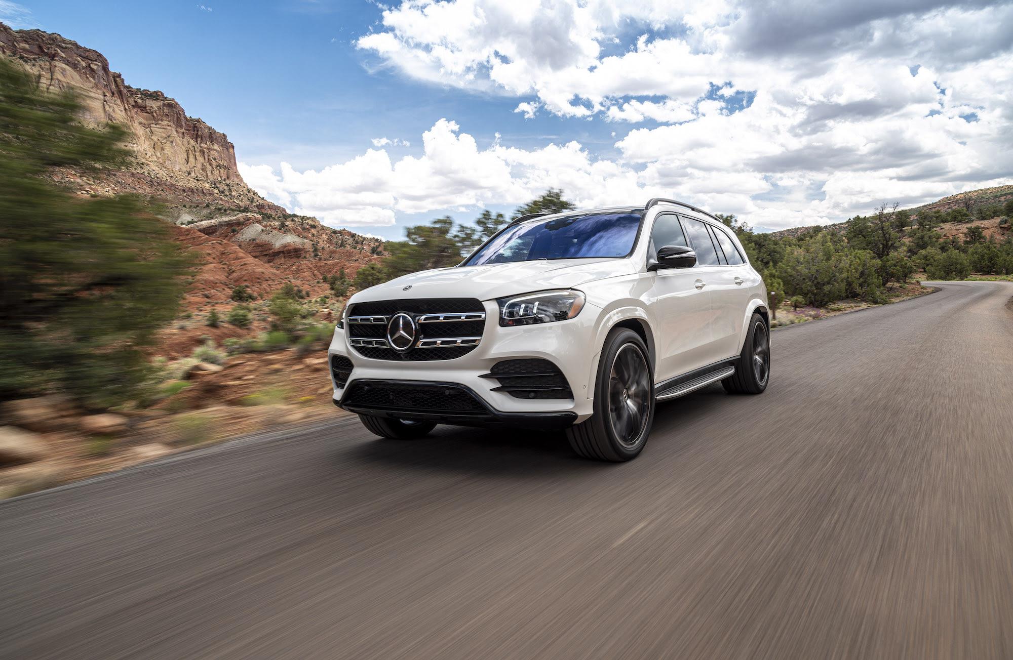First Drive: 2020 Mercedes-Benz GLS | CAR