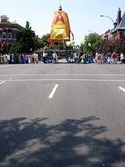 Krishna parade