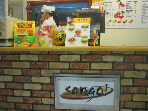 Sango Japanese Burger