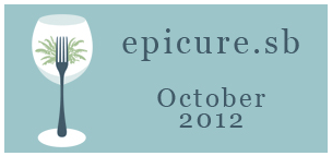 """2012 Santa Barbara Culinary Event Top Pick"" - Epicure.sb"
