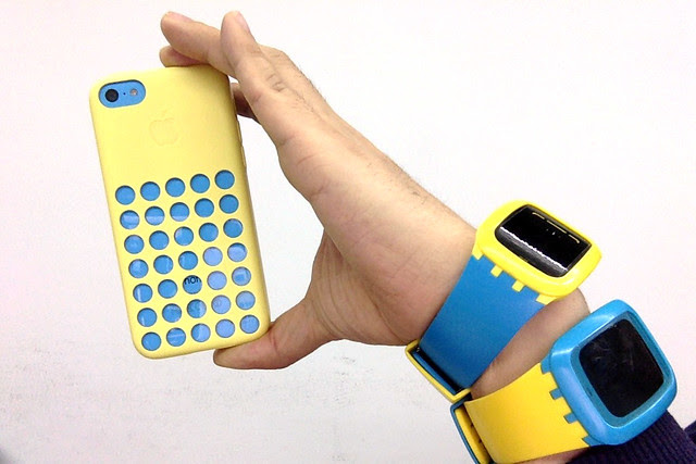 iPhone X swatch