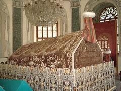 Makam Osman Gazi, Bursa, Turkey