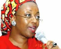 Federal Republic of Nigeria Petroleum and Energy Minister Diezani Alison-Madueke. Nigeria and Algeria are working on a gas pipeline project that will extend through North and West Africa. by Pan-African News Wire File Photos