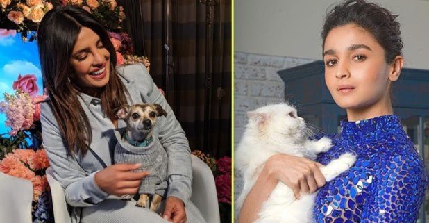 These Awwdorable pictures of celebs with their beloved pets will make your day