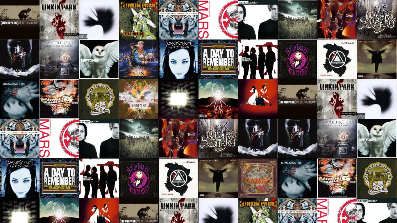 Linkin Park Meteora Hybrid Theory Thousand Suns Reanimation