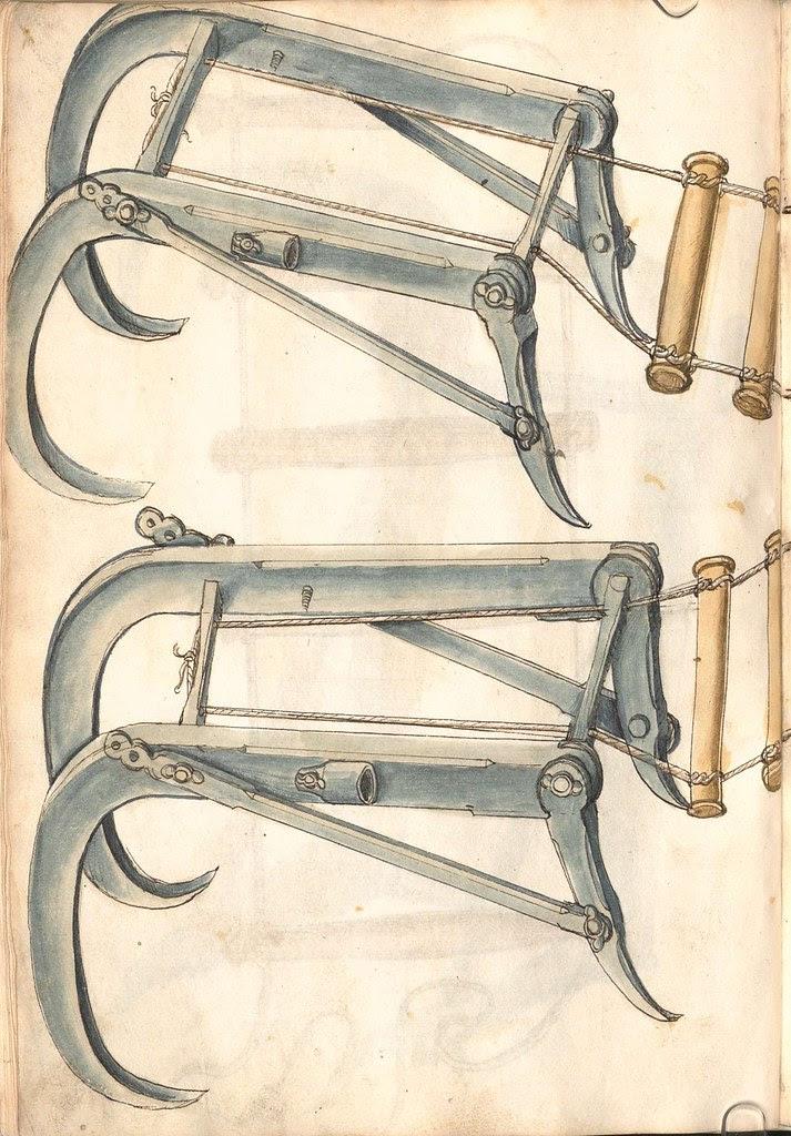 grappling hooks