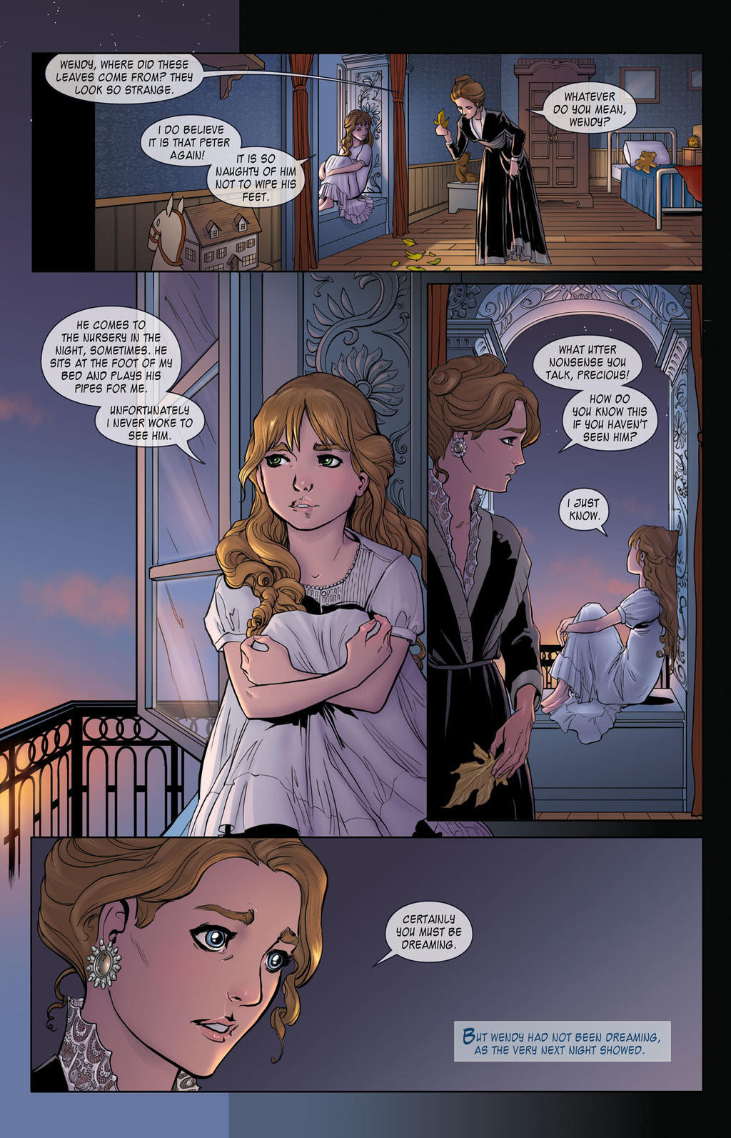Once Upon A Time Peter Pan And Wendy Love Story Archidev