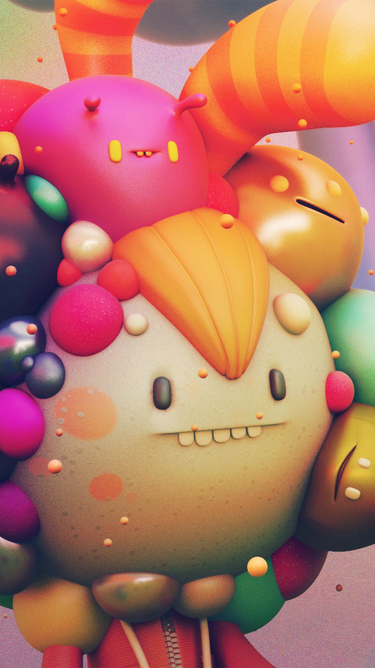 Download 78 Wallpaper 3d Cute Gratis