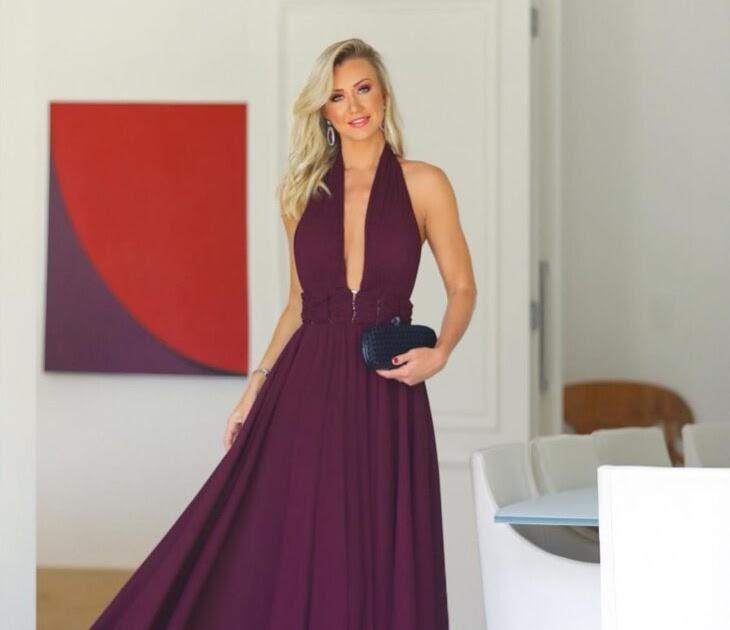 f29bbf0bbd Quimica da Gabi  Vestido esporte fino  100 ideias estilosas para você  montar seu look