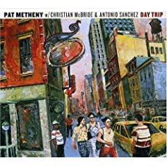 Pat Metheny - Day Trip cover