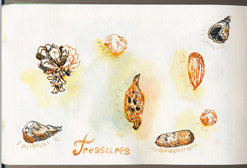 January 2013: Treasures by apple-pine