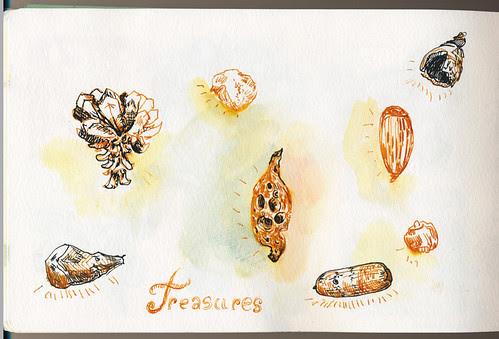 January 2013: Treasures by apple-pine