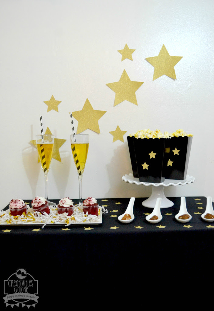 Simple Oscars Party Ideas Creativities Galore