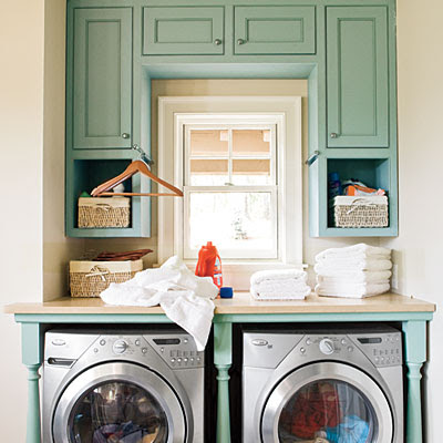 Use a Serene Color Palette for Organization - 10 Ways to Organize ...