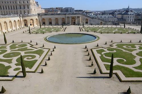 Orangerie, Versailles