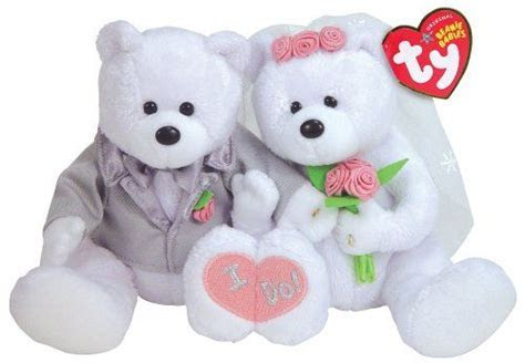 115 best Bride And Groom Teddy Bears images on Pinterest