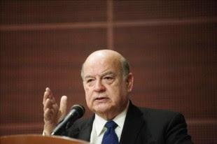 El secretario general de la OEA, José Miguel Insulza. EFE
