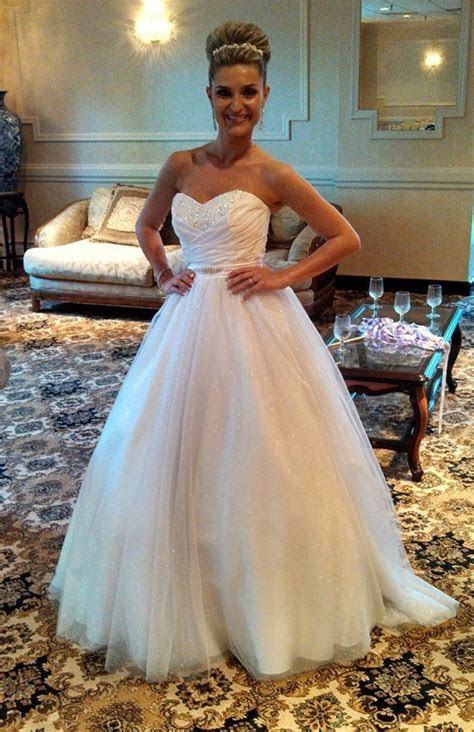 Alfred Angelo Cinderella Wedding Gown Style 205 #