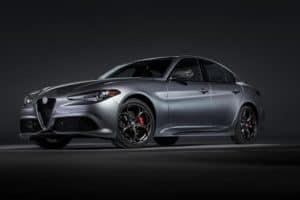 Alfa Romeo Giulia Sales Numbers