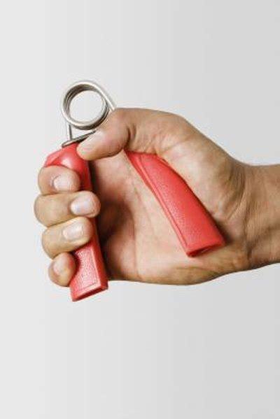 exercises  improve hand grip strength livestrongcom