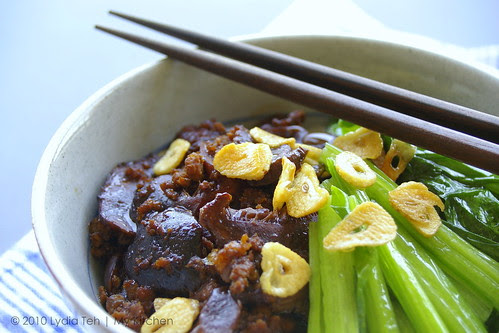 Noodles with Mince