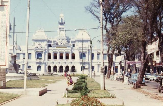 Tòa Đô Chính Sài Gòn.
