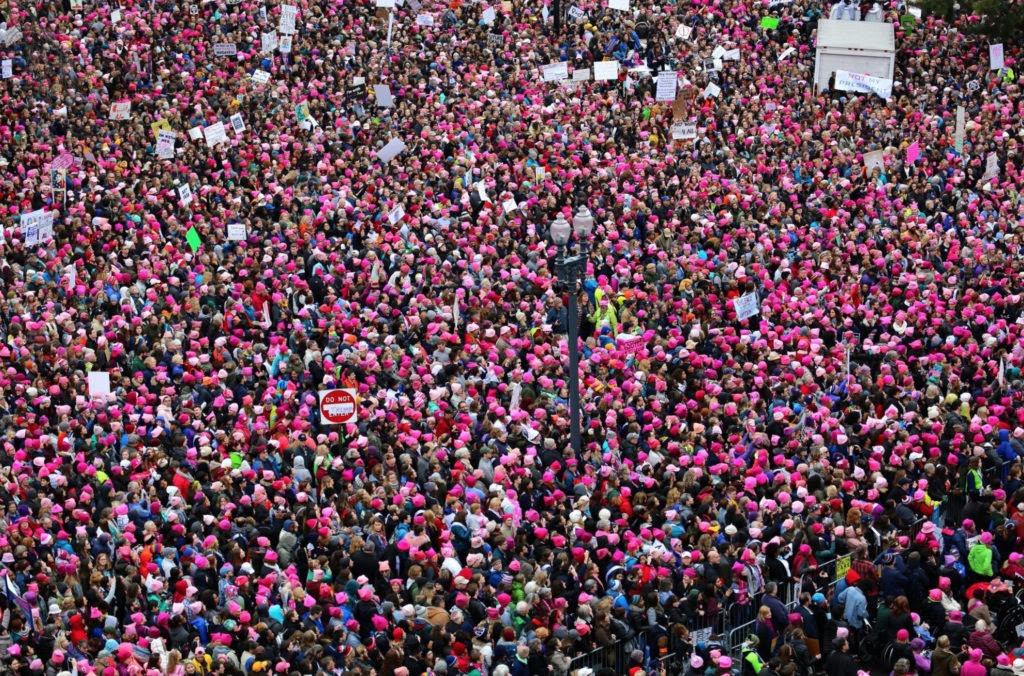 Bildergebnis für women's march