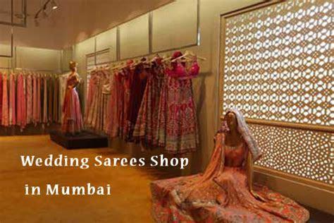 Best Wedding Sarees Shop in Mumbai   Event Management India
