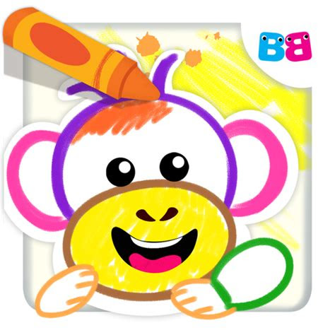 animal coloring book coloring pages  kids apk