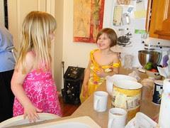 Making noodles Vivi Lorelei