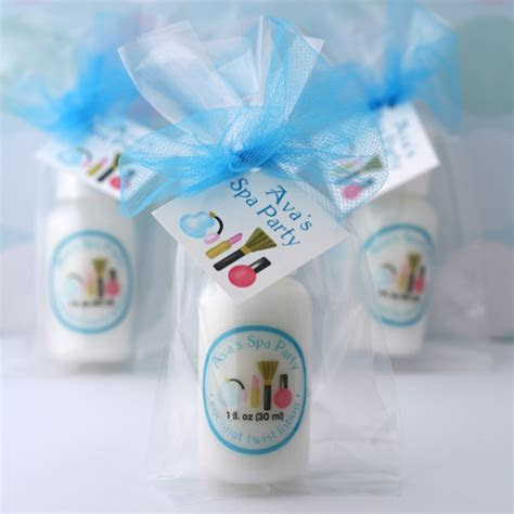 Personalized Party Favor   Custom Lotions by The Favor Stylist
