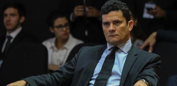 O juiz federal Sérgio Moro, responsável pela Operação Lava Jato na 13ª Vara Federal de Curitiba