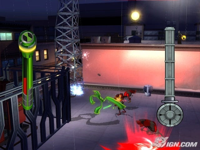 Ben 10: Alien Force -- Vilgax Attacks Screenshot