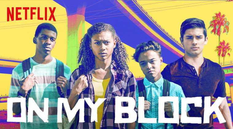 Image result for ON MY BLOCK
