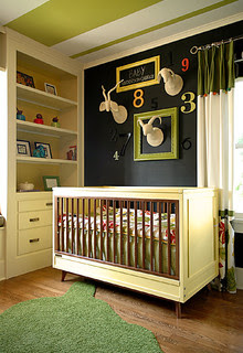 Modern Nursery modern kids