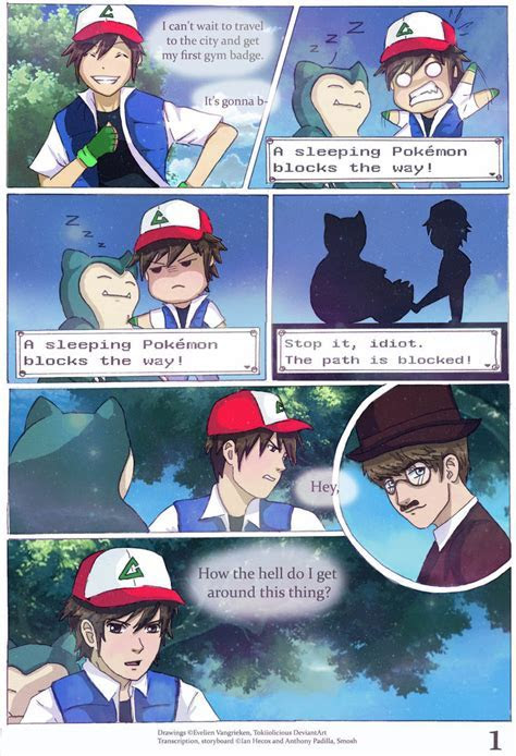 Pokemon In Real Life 3   A Smosh Comic part 1 by