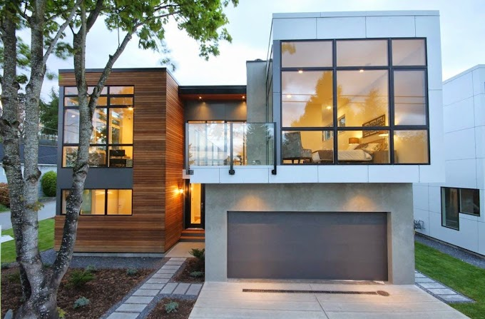 Rumah Bata Ekspos Minimalis | Ide Rumah Minimalis