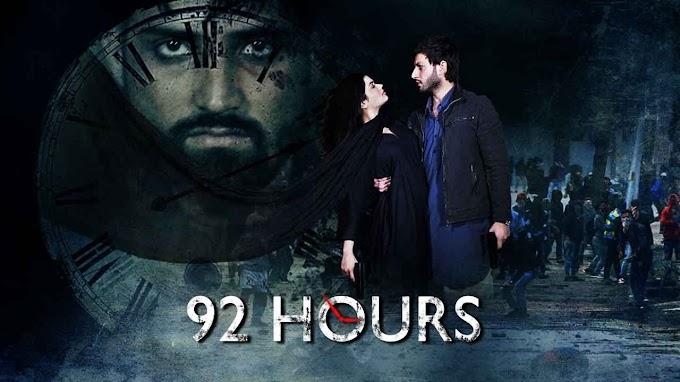 92 Hours (2020) - Primeflix Originals Hindi Web Series Season 1