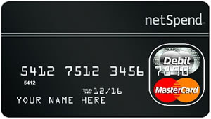 NetSpend Prepaid Debit Card (FeeAdvantage)   Best Prepaid ...