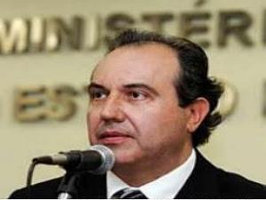 Fernando Grella Vieira - novo secretário da Segurança Pública
