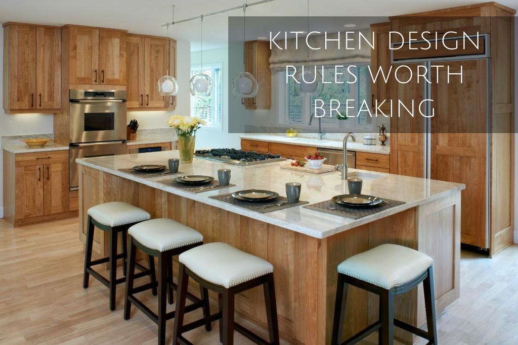 Kitchen Design Rules Triangle
