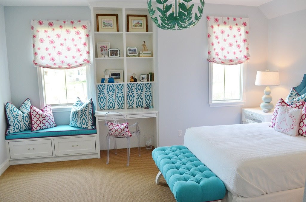 Before  After: A New Bedroom for a New Teen!  Heather Scott Home  Design