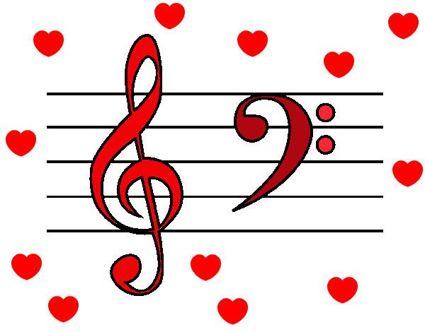 Dibujos De Letras Musicales Para Colorear: Imagenesparacolorear.website