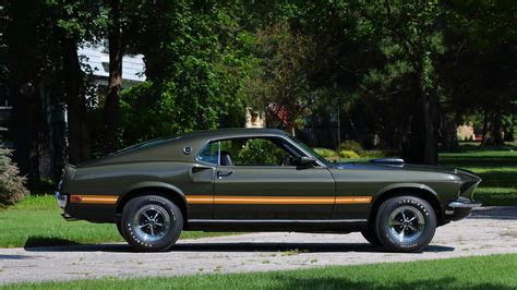 ford mustang mach  fastback  dallas