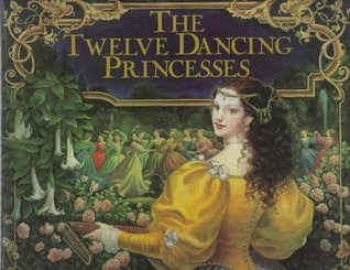 The Book Rat The 12 Dancing Princesses From Ems
