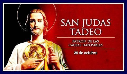 Oracion A San Judas Tadeo Para Recuperar El Amor Perdido