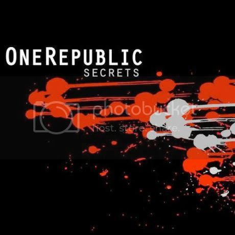One Republic,One Republic Secrets,Secrets MTV